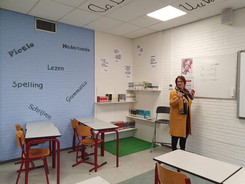 Mijn weg naar het onderwijs: Petra Both