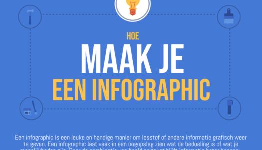 Onderzoekend leren: een infographic maken