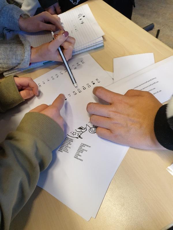 Training 'Actieve en betrokken leerlingen tijdens de les'