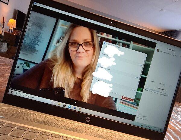 Break-outrooms tijdens de online les