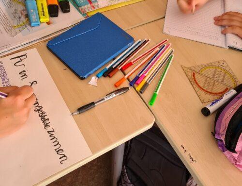 Meer inbreng van leerlingen tijdens een les