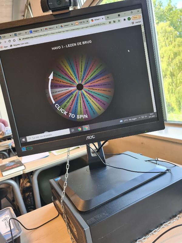 Online tools inzetten tijdens de les